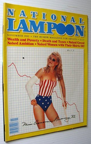 National Lampoon Magazine, November 1982: Multiple Contributors: Amazon.com: Books