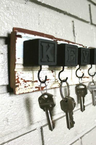 Useful Key Hangers - A&D BLOG
