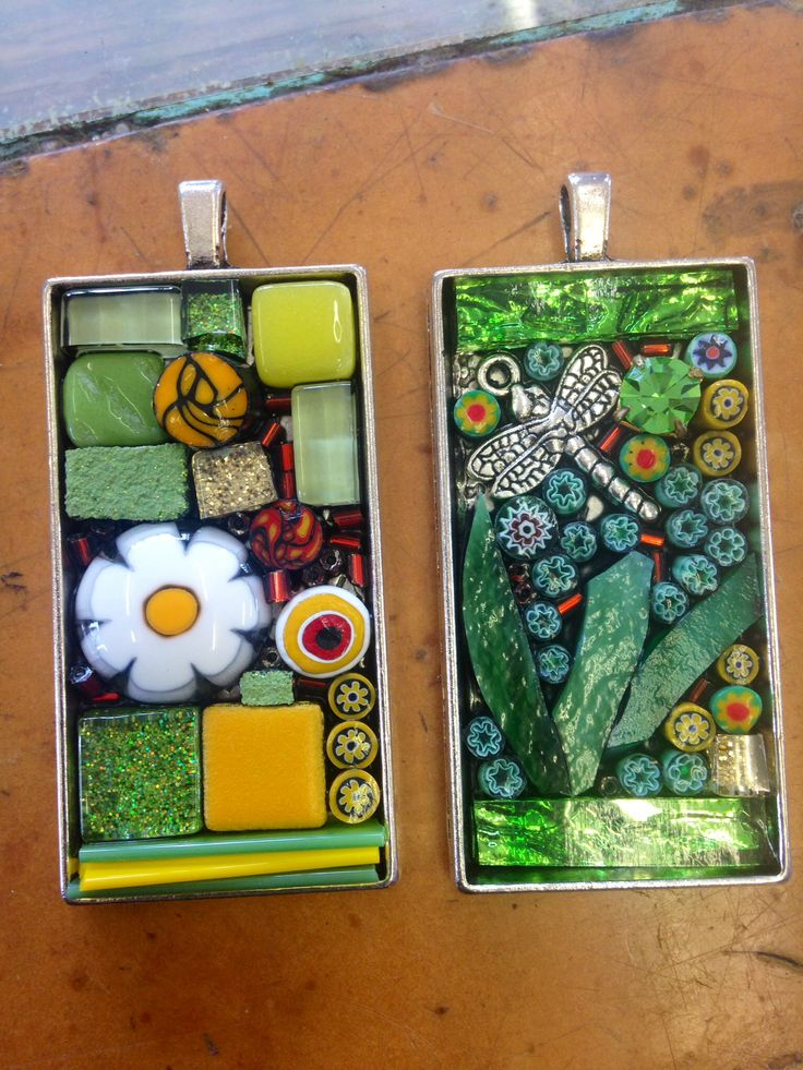 Creative Glass Guild Mosaic Pendant Workshop