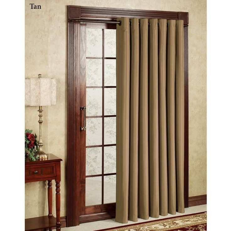 Insulated Curtains For Patio Doors