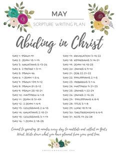 Thank you for all of the great feedback we have been getting on our  Scripture Writing Plans (SWP) since we started in December of 2015.  We are almost complete with Romans in 30 Days SWP and it has been wonderful  digging into the Book of Romans with you guys.  I recently had someone ask me why we don't make our plans with devotionals.  Well, my answer is this. Seeing as we already have daily devotionals with  challenge questions I didn't see the reason to. The main reason was that  there…
