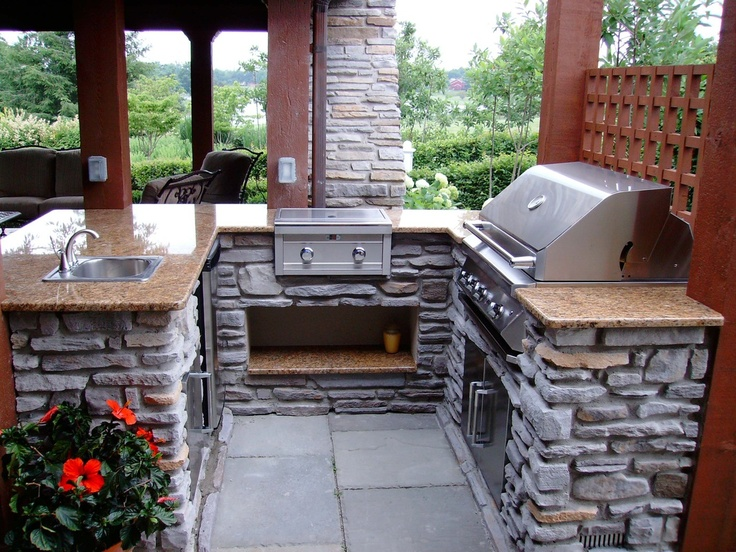 Outdoor Kitchens   THE PATIO OUTDOOR
