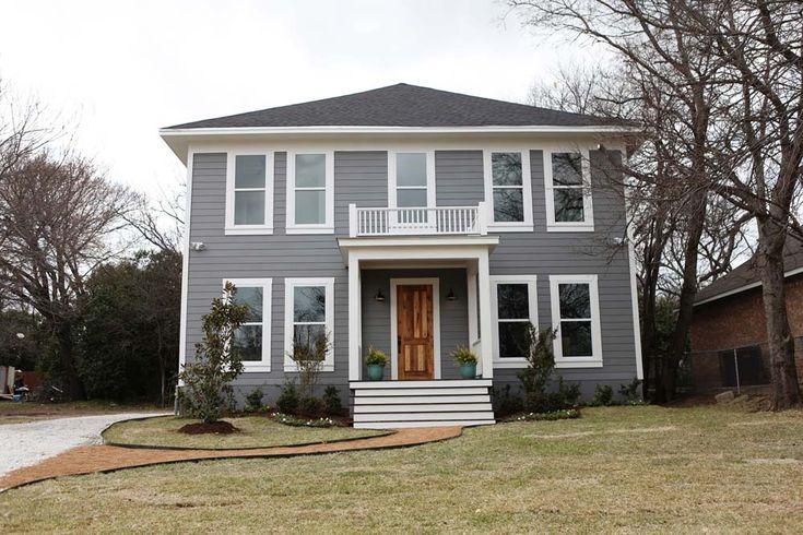 fixer upper exterior colors paint colors and magnolia homes. Black Bedroom Furniture Sets. Home Design Ideas