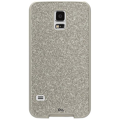 outlet store sale 3b545 16540 Case-Mate Glam Case for Samsung Galaxy S5, Champagne: Accessories ...