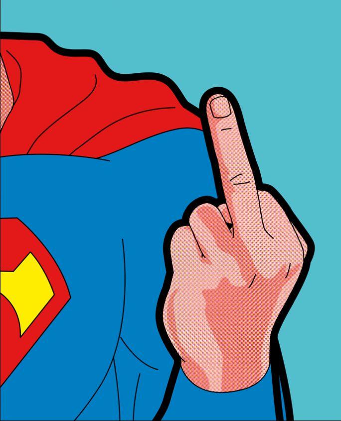4.Superman