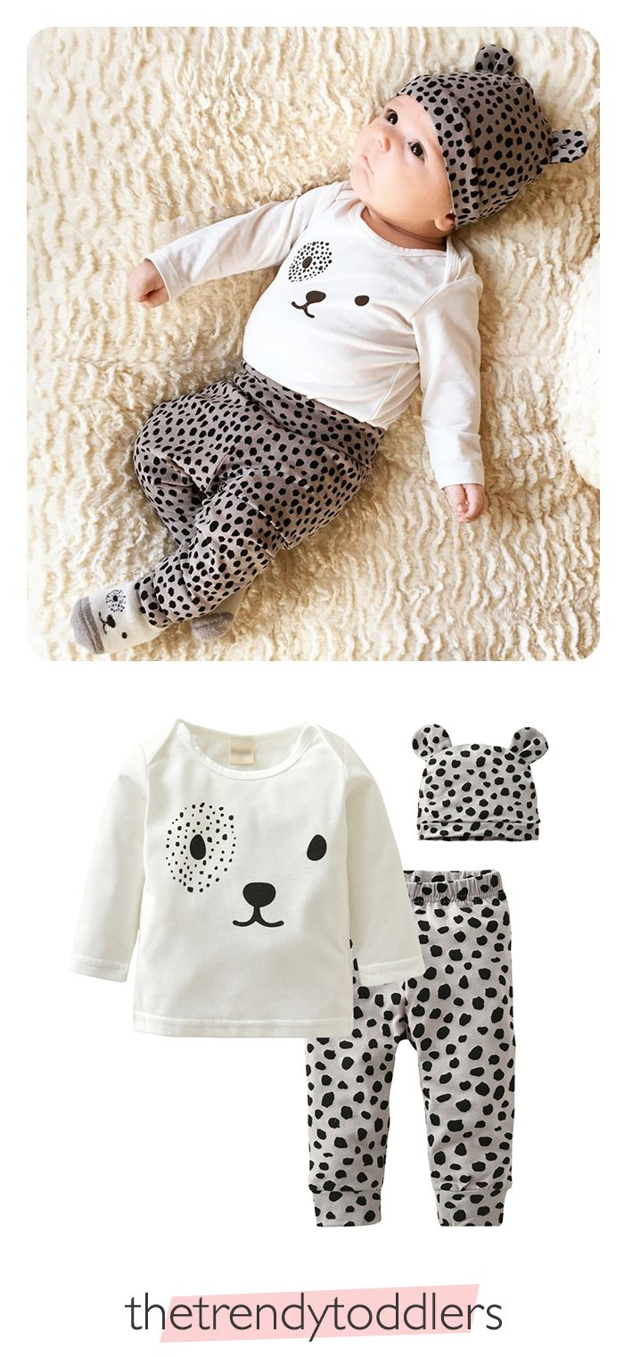 Free Worldwide Shipping! SHOP Our Cute Animal Baby Set