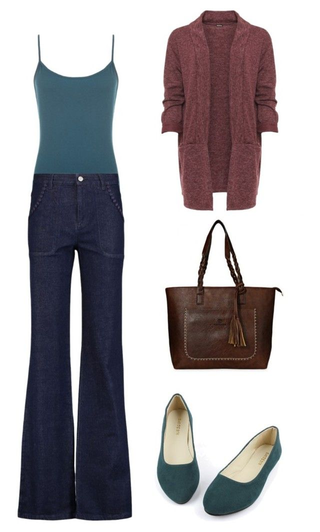 Сет 3 из базовых вещей by teriaevaap on Polyvore featuring мода and See by Chloé
