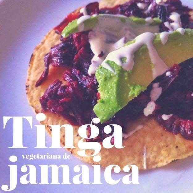 10 Formas deliciosas de mejorar tus platillos con jamaica