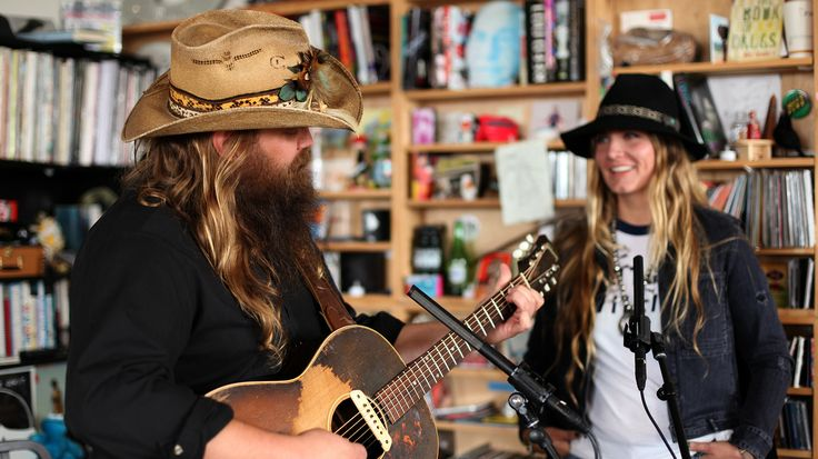 With his wife Morgane, the country singer-songwriter sings patient, detailed songs of devotion to love, Los Angeles and liquor.
