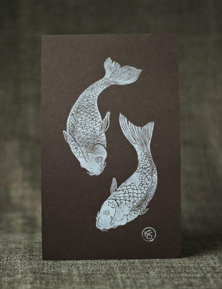dwie ryby / two fishes /// Karolina-G
