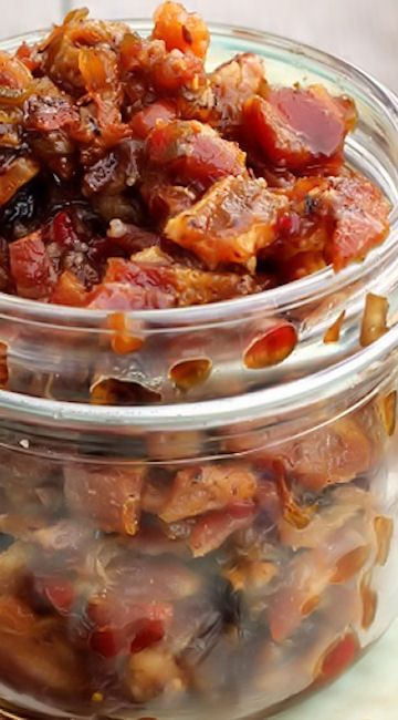 Make your own Bacon Jam - delicious addition to all kinds of recipes