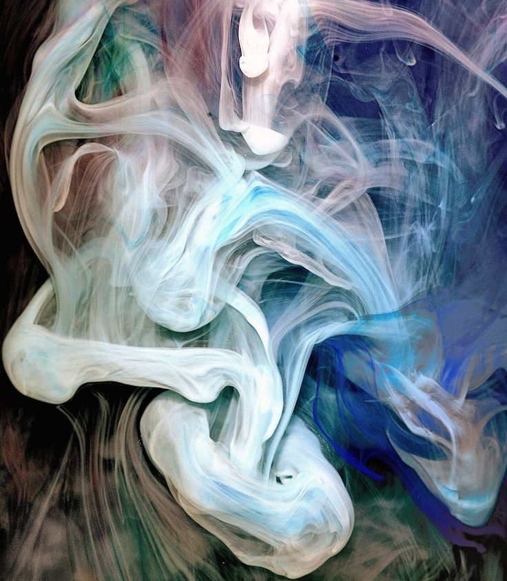 colored vapor smoke
