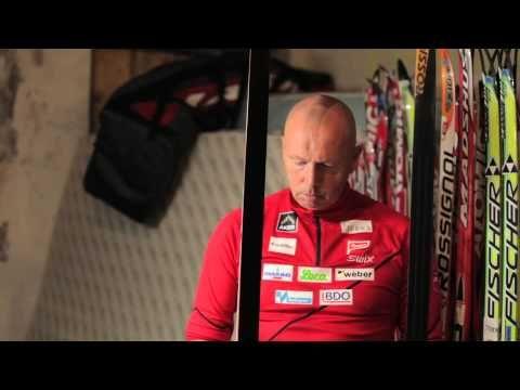 Smørekurs 5: Glider på skøyteski og klassiske ski - YouTube