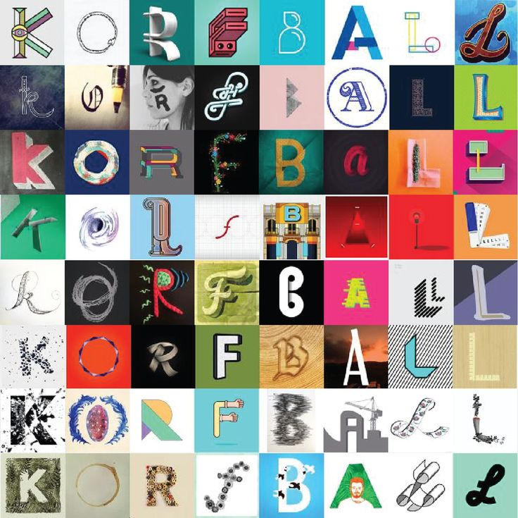 Korfball typo art.(created using typetodesign)
