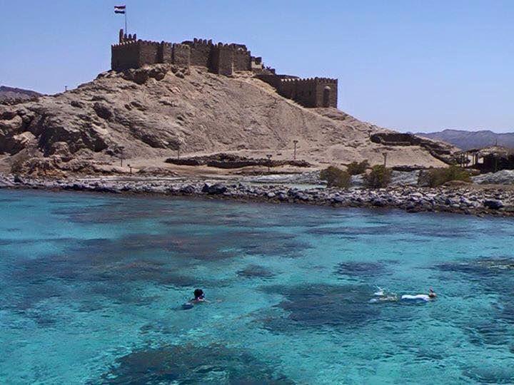 Pharaoh's Island - Taba