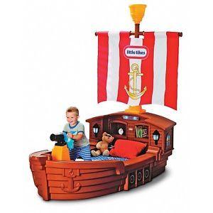 Lit enfant - Little Tikes ( bateau pirate)