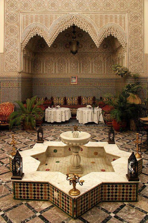 ojcjl: maroc Moroccan architecture