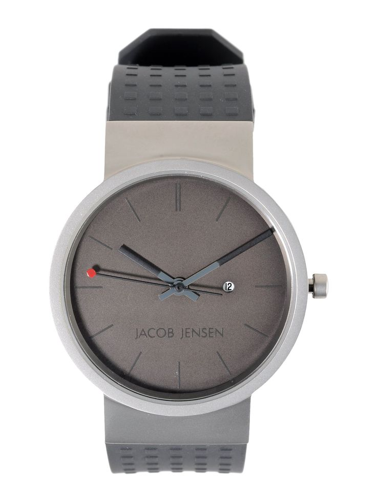 Jacob jensen Men - Watches - Wrist watch Jacob jensen on YOOX, curated by www.mondouomo.com