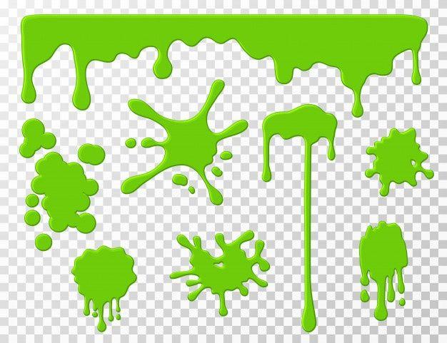 Kapayushaya Sliz Zelenaya Sliz Kapaet Zhidkie Sopli Pyatna I Bryzgi In 2021 Slime Fantasy Tree Monster Font