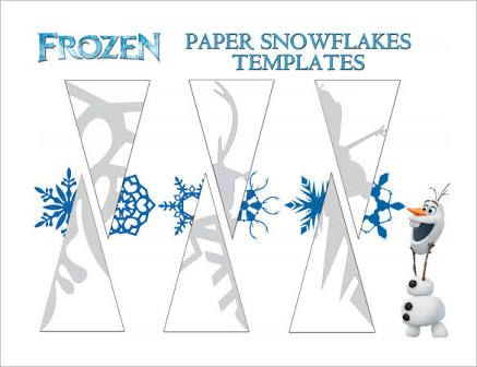 25 unique snowflake template ideas on pinterest paper for How to make a real paper snowflake