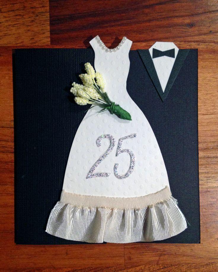 Happy 25th wedding anniversary