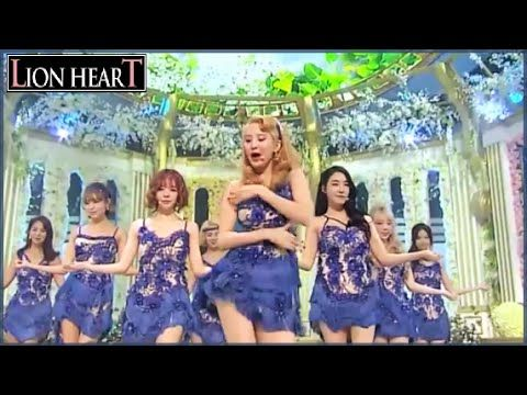 1080p [SNSD] / Lion Heart  [Comeback Stage] 150823