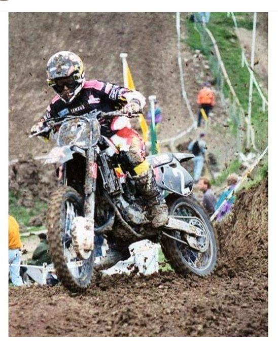 Alessio Chiodi - motocross GP 90's