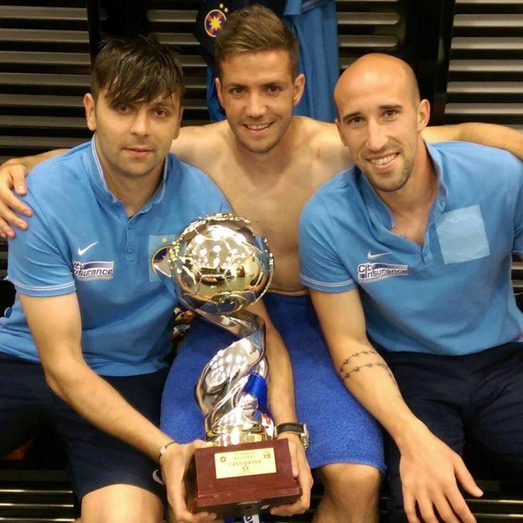 Cupa Romaniei 2015 - Steaua Bucuresti.