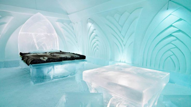 The Ice Hotel in Sweden with Carrier holidays - Unique Honeymoon ideas!