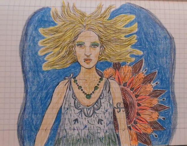 ViolanteVibora: Oggi sono una Maga