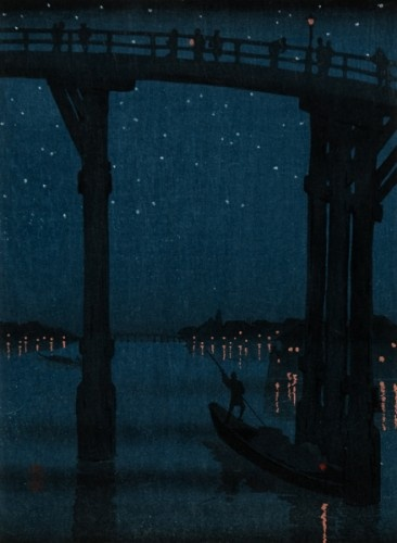 Eijiro Kobayashi - High Bridge by Night