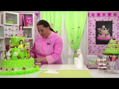 "▶ Fiorella Balzamo | ""I Love Cake Design"" | Puntata 7 - YouTube"