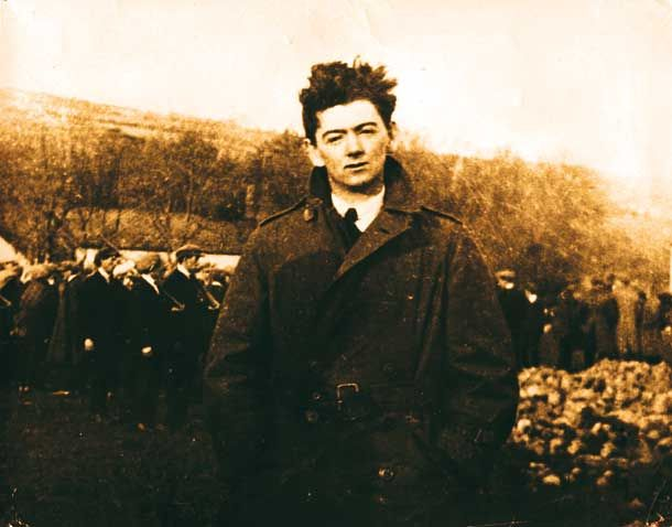 General Thomas Barry 1897 – 1980 was one of the most prominent guerrilla leaders in the Irish Republican Army during the Irish War of Independence.