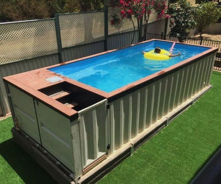 The Best Child S Play Container Pool Playful And Straightforward Memories With Your Family St Shipping Container Swimming Pool Swimming Pools Container Pool