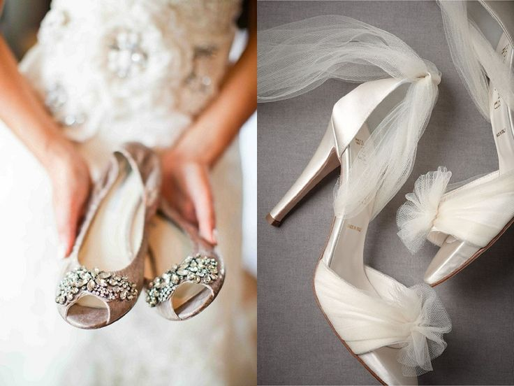 {Style} Wedding Shoes And Useful Tips | by katecouples