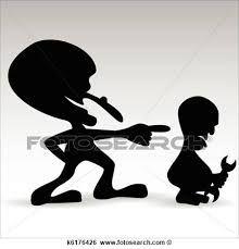 Image result for mobbing clip art