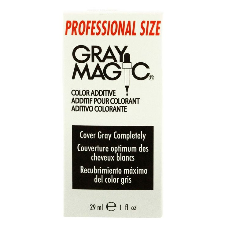 Ardell Gray Magic Color Additive 1oz/29ml Bottle-BRAND NEW-FAST SHIPPING #Ardell