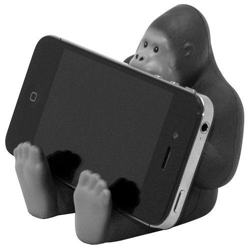Gorilla+Stress+Toy+Phone+Holder