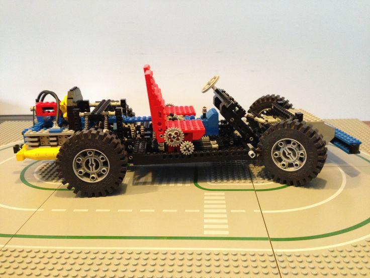 Lego 8860, 1980.