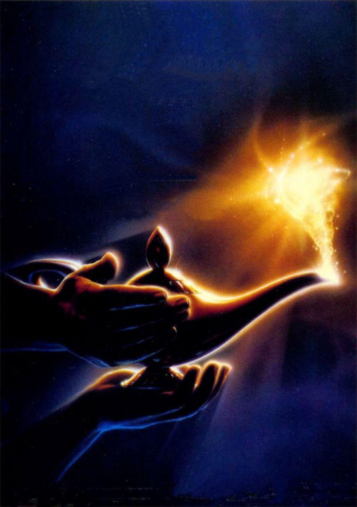 192 Best Magic Lamps Images On Pinterest Aladdin Lamp