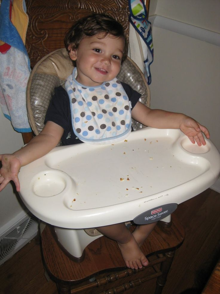 High Chair Too Big For Baby