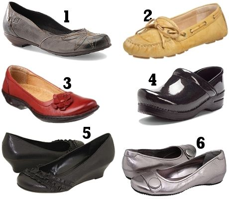 Orthodic Womens Dress Shoes