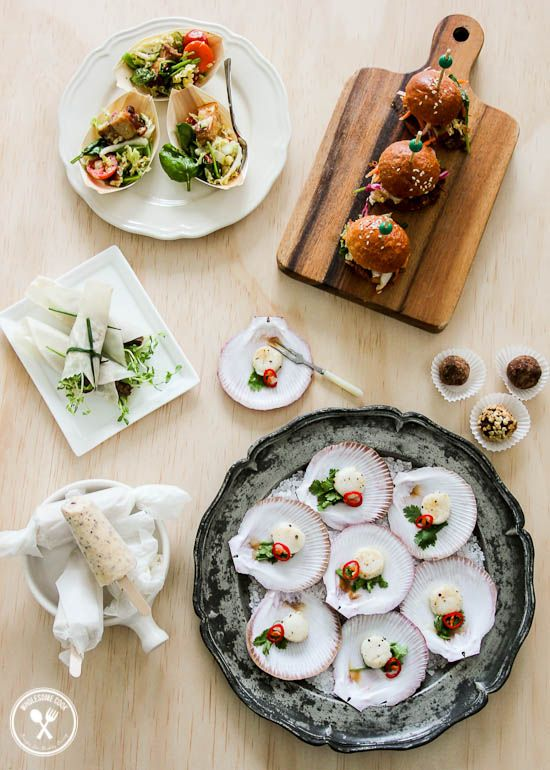 25 best party canapes ideas on pinterest canapes for Canape food ideas