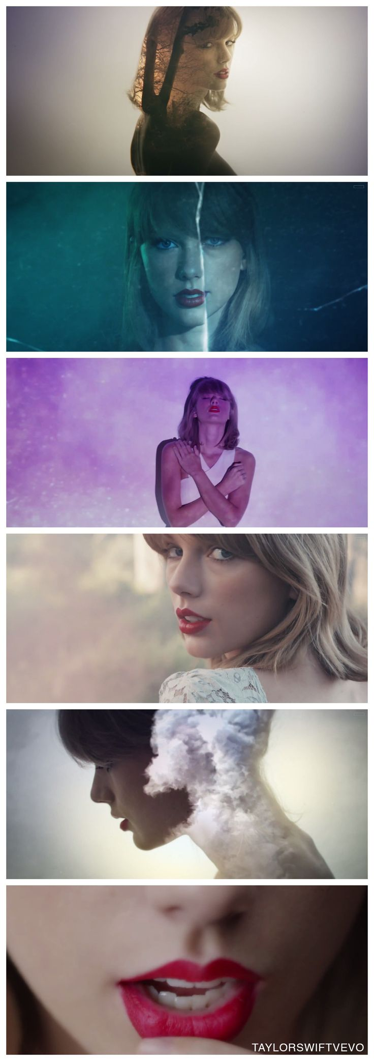 "Taylor Swift just dropped the music video for ""Style!"""