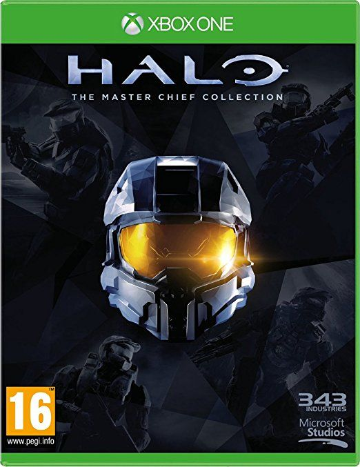 Halo: The Master Chief Collection (Xbox One): Amazon.co.uk: PC & Video Games