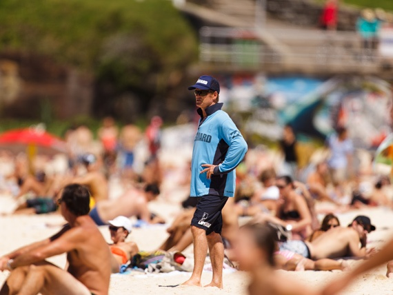 Bondi Rescue - A hit TV show that follows Bondi's LIfeguards on a normal day at work.