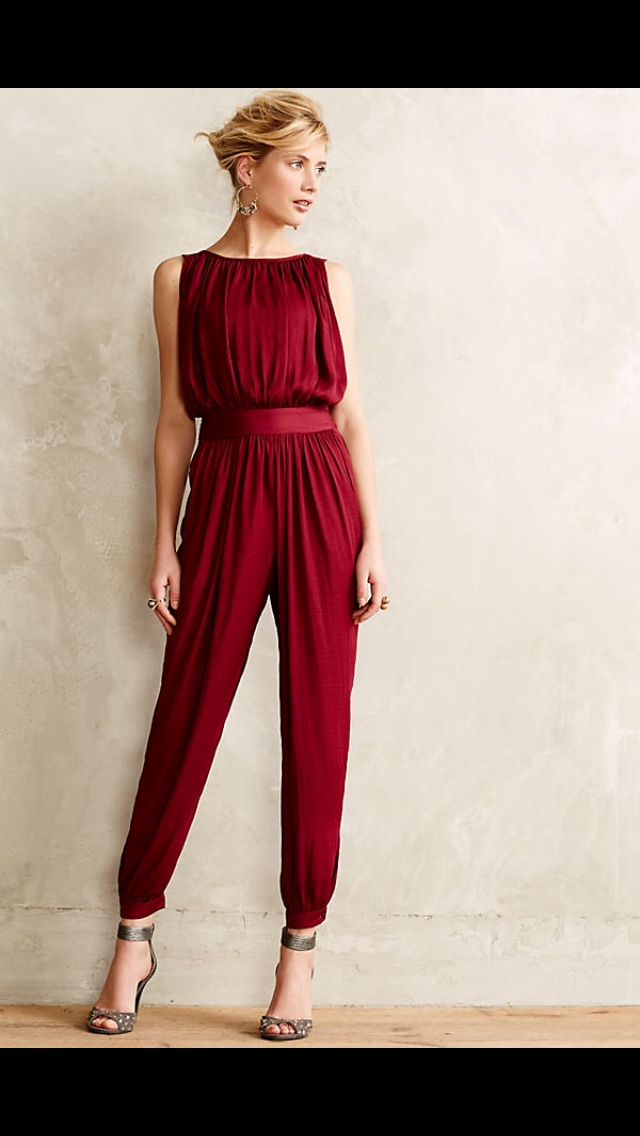 Stitch Fix Holiday fashion. Have your stylist send you the perfect outfit for your holiday party. Garnet jumpsuit.