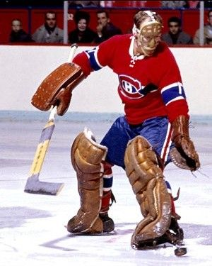Charlie Hodge - Played with Montreal until 1966 , than was traded to Oakland with the first expansion.