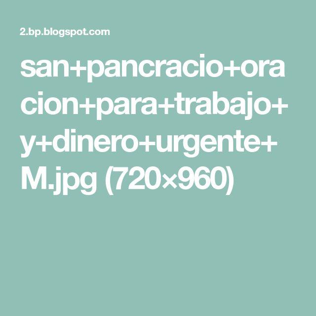 san+pancracio+oracion+para+trabajo+y+dinero+urgente+M.jpg (720×960)