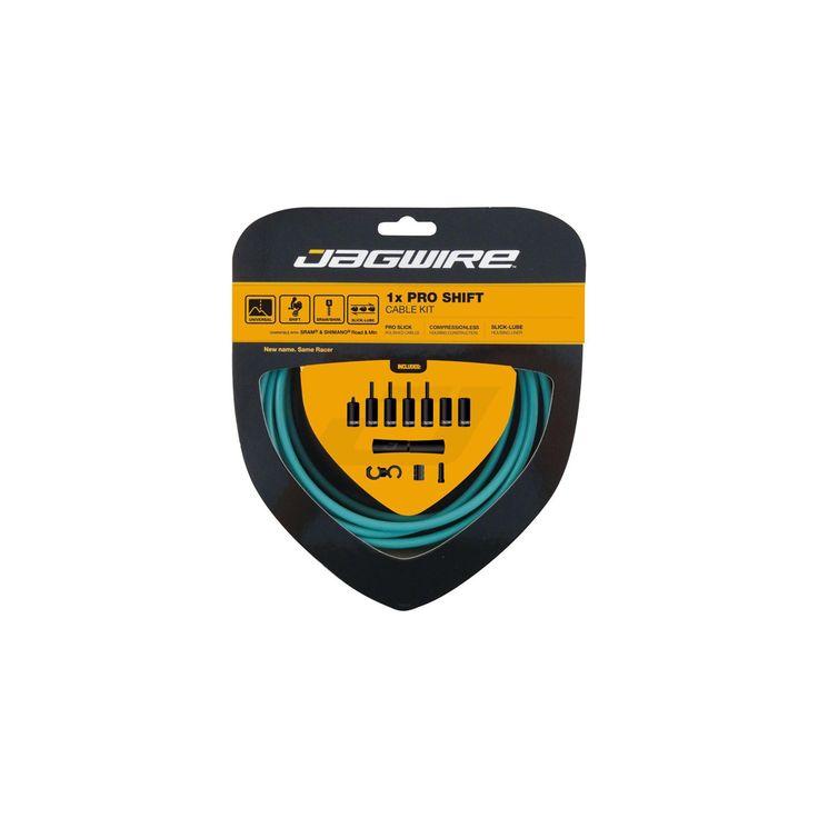 Jagwire Pro Shift Kit Road//Mountain SRAM//Shimano Ice Gray